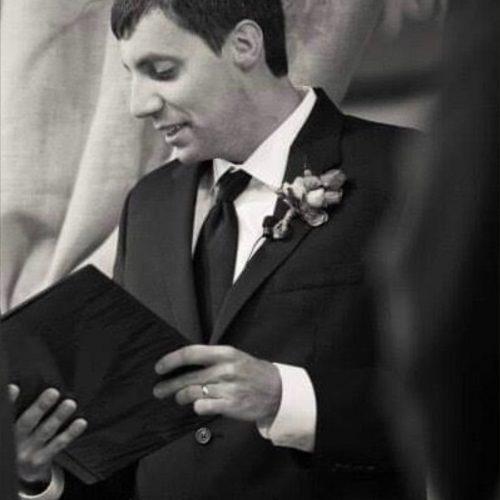 Reverend Lawton Jones - Sensational Ceremonies