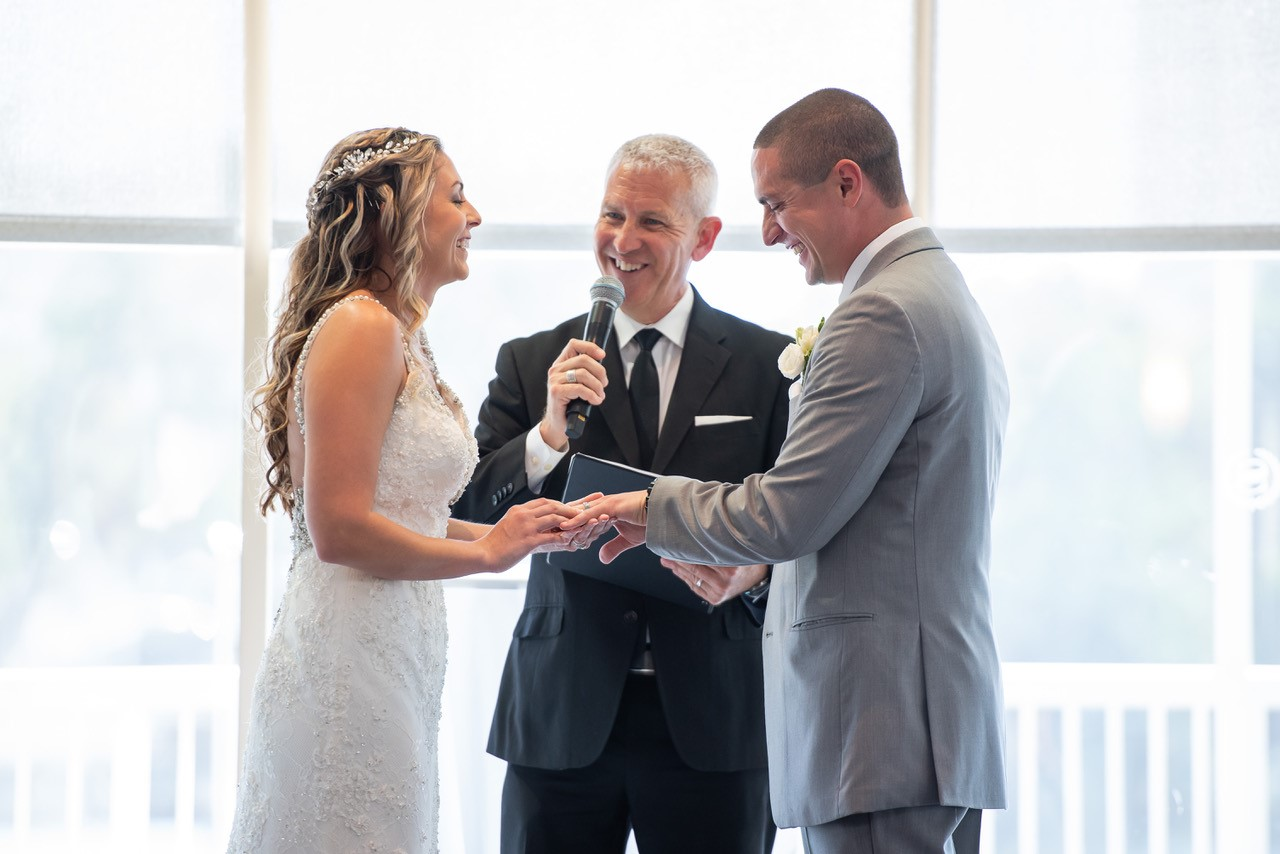 SC Officiant Rick Lackore Sheraton Tampa Riverwalk Hotel