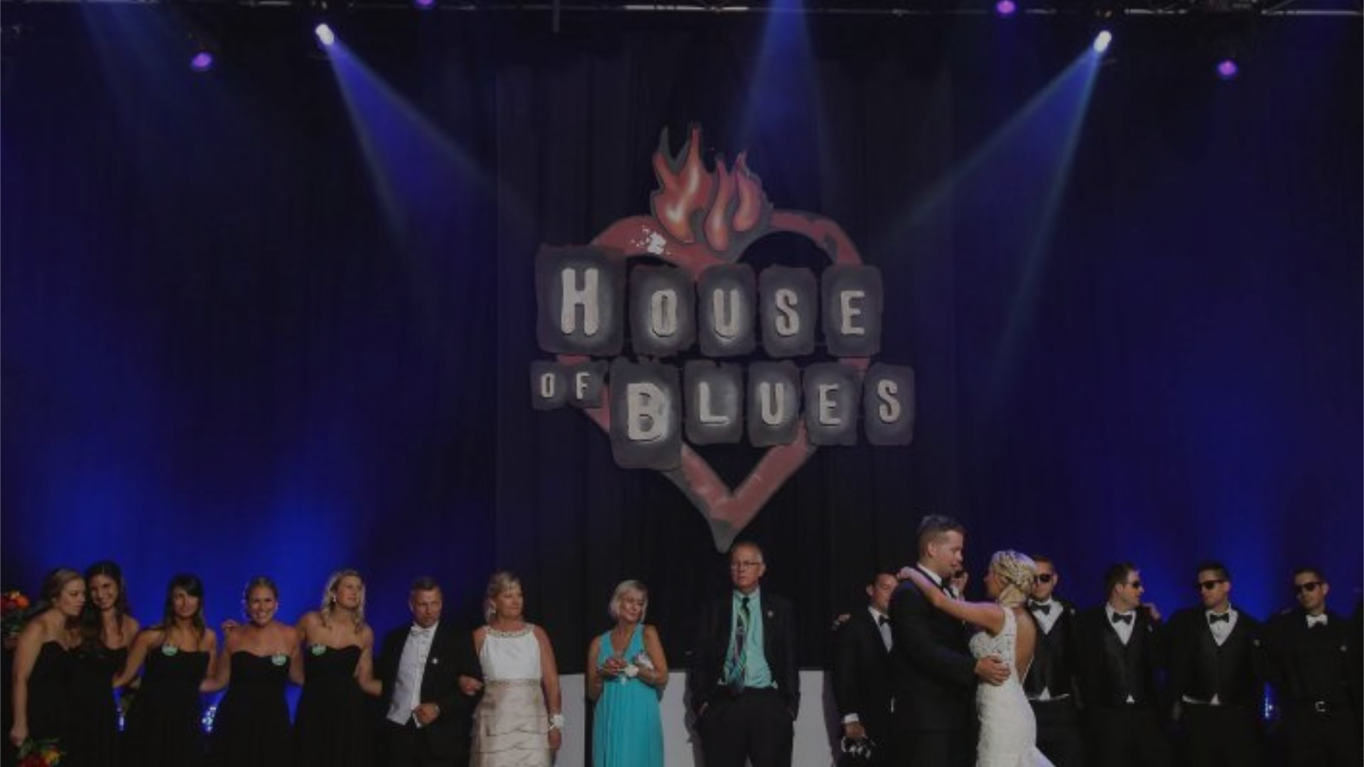 House of Blues - Sensational Ceremonies