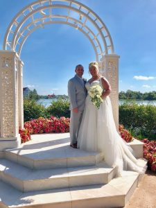 Walt Disney World Wedding