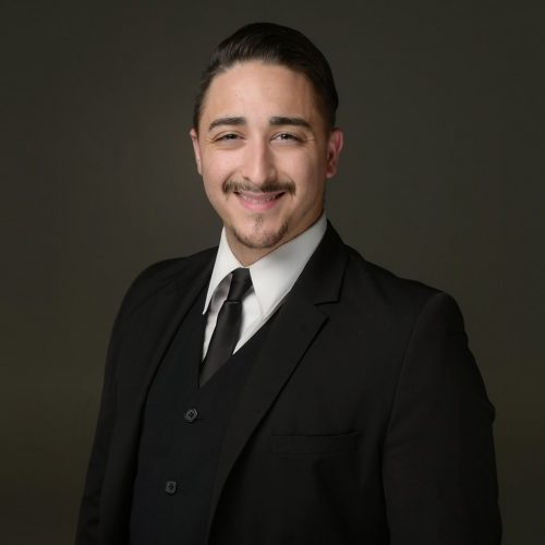 Juan Auffant - Orlando wedding officiant