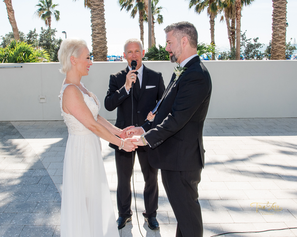 Wedding on the White Sands