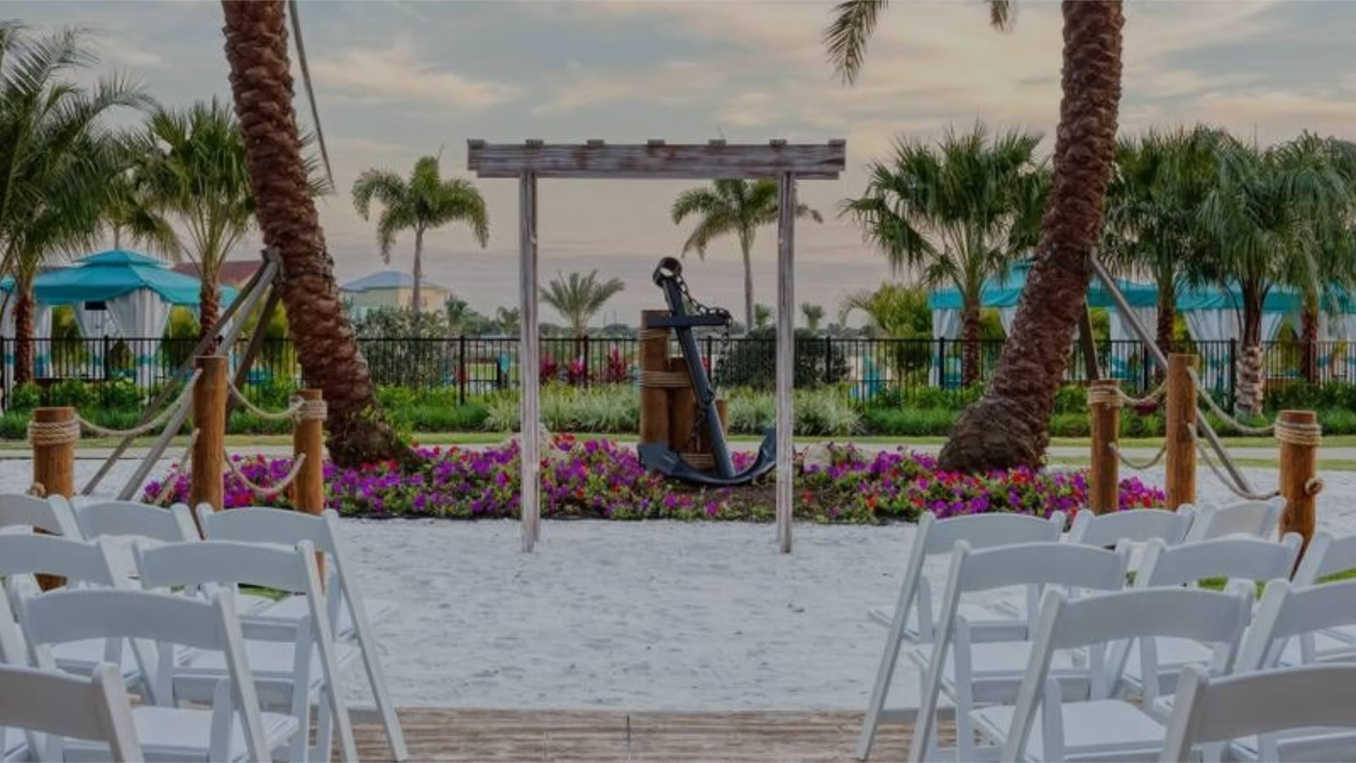 Margaritaville Resort Orlando 1 - Sensational Ceremonies