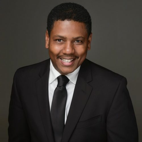 Rev. Jerome Shaw - Orlando wedding officiant