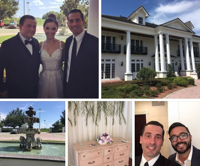 SC Officiant Harry Rubi Luxmore Grand Estate