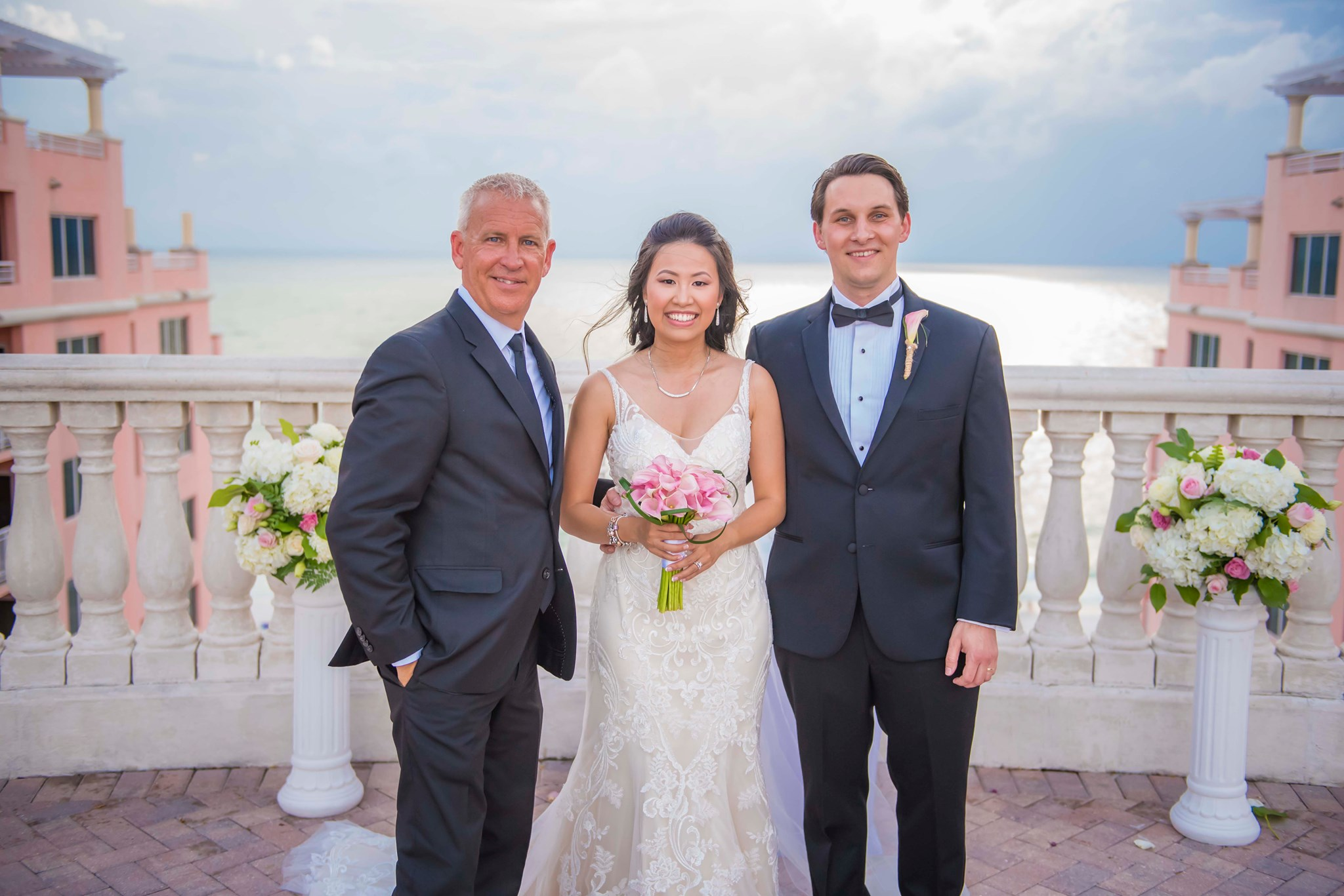 SC Officiant Rick Lackore at Hyatt Regency Clearwater Beach