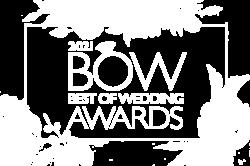 Best of weddings 2021 orlando magazine award